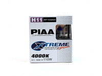 109918 PIAA Xtreme White Headlamp Bulb - H11