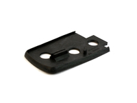 121874 Tailgate Hinge Base Gasket Left - 240 1986-1993