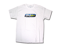 IPD Exclusive: 111185 Short Sleeve IPD Logo T-Shirt (Extra Large) (SALE PRICED)