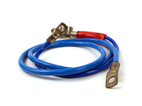 124105 Negative Battery Cable - 740 760 Turbo 1985-1987