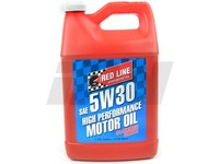 111670 Red Line Synthetic Oil - 5W-30 (SALE PRICED)