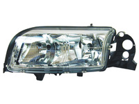 114559 Headlamp Assembly Left S80 2004-2006 Halogen