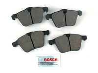 123984 QuietCast Front Brake Pad Set - P3 S60 S80 V70 XC70 with 316MM or 336MM Rotors