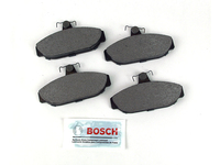 123988 QuietCast Front Brake Pad Set Girling - 740 760 780