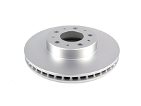123999 QuietCast Front Brake Rotor