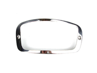 124331 Front Right Flasher Chrome Bezel - Amazon