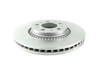 124024 QuietCast Front Brake Rotor 305mm - P2 S60 S80 V70 XC70