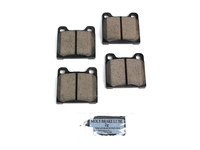 115420 REAR BRAKE PAD SET CERAMIC - ATE CALIPERS