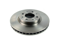 124001 QuietCast Front Brake Rotor