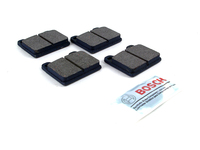 123992 QuietCast Rear Brake Pad Set - ATE Calipers