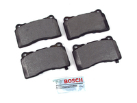 123991 QuietCast Front Brake Pad Set - S60R V70R