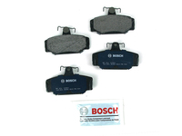 123981 QuietCast Rear Brake Pad Set