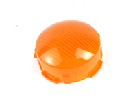 Front Turn Signal Amber Lens - 1800
