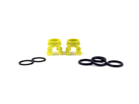 Heater Hose Firewall Junction Coupler O-ring Seal Kit