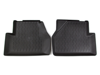 104377 Rear Molded Floor Mats