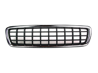 113750 Egg Crate Grille Black with Chrome Surround (CLOSEOUT)