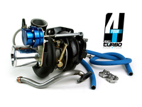 IPD Exclusive: 124563 4T4 Turbocharger