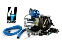 IPD Exclusive: 124585 4T4 Turbocharger Base Kit