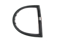 124540 Right Side Rear Quarter Window Seal - 1800 Coupe
