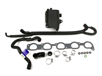 IPD Exclusive: 124710 PCV Breather System Kit - 1999 S70 V70 Non-Turbo (SALE PRICED)
