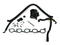 IPD Exclusive: 124711 PCV Breather System Kit - 1994 Volvo 850 Turbo