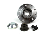 124703 Rear Wheel Bearing - 850 C70 S70 V70 FWD