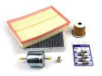 124691 Tune Up Service Kit - 5 Cylinder Turbo