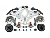 IPD Exclusive: 124846 HD Front Suspension Kit - P2 S60 V70