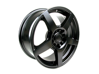 124877 MGA Wheel - 16 Inch Matte Black
