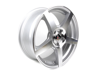 124878 MGA Wheel - 17 Inch Machined Face