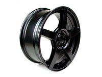 124880 MGA Wheel - 17 Inch Matte Black