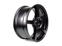 124882 MGA Wheel - 18 Inch Matte Black
