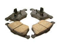 115442 Front Brake Pad Set Ceramic - P3 with 316MM or 336MM Rotors (SALE PRICED)