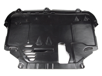 IPD Exclusive: 124943 HD Under Engine Air Guide Splash Cover - AWD P1 S40 V50