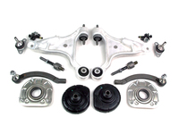 124804 HD Front Suspension Kit - S60 V70
