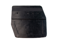 122063 Front Mudflap - 240 (SALE PRICED)