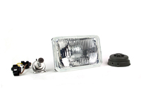100923 Hella Halogen Headlamp - Low/High Beam (Outer) (SALE PRICED)