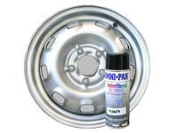 107044 Silver Wheel Paint 12oz Aerosol Can