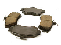 Front Brake Pad Set Ceramic - S40 V40 2000-2004