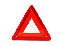 115429 Volvo Reflective Warning Triangle