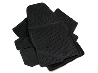 125111 Rubber Floor Mat Set - P2 S60
