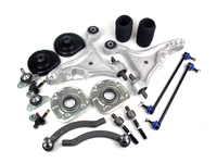 HD Front Suspension & Steering Kit - P2 S80 2001-2003