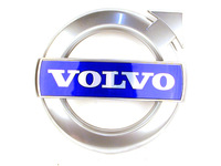 Volvo Iron Grille Emblem 125mm