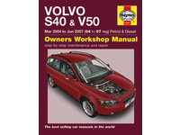 115416 Haynes Manual for P1 S40 & V50