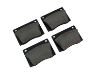 100790 Front Brake Pad Set Girling