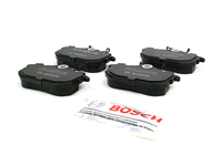 125190 QuietCast Rear Brake Pad Set - S40 V40