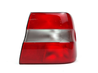 114890 Right Outer Tail Lamp Lens - S70