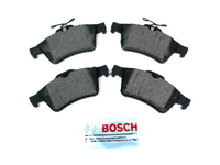 125325 QuietCast Rear Brake Pad Set - P1 S40 V50 C30 C70