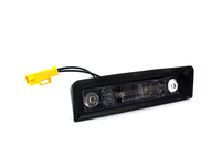 License Plate Light Assembly - P80 C70 1998-2004