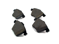 112055 Front Brake Pad Set 320mm Rotors - P1 V50 S40 C70 C30